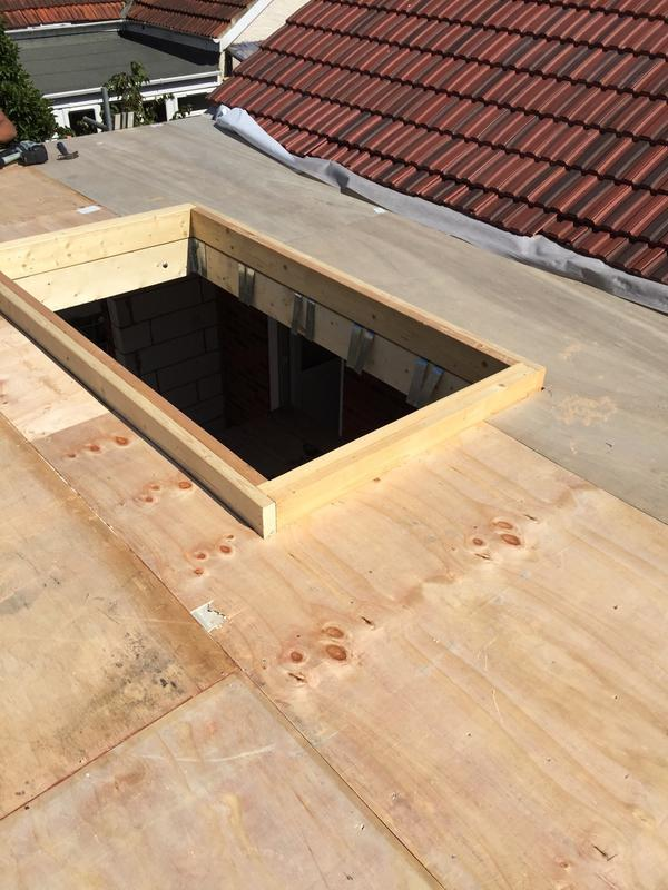 Image 20 - new flat roof - pic 3