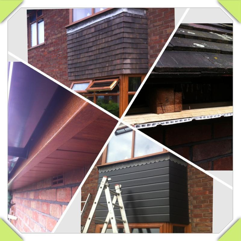 Image 86 - Fascia and gutters