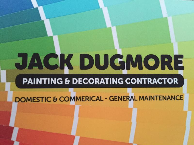 Jack Dugmore T/A DC Decorators (SW) Ltd logo