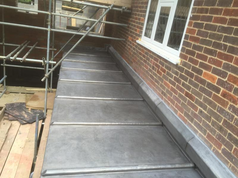 Image 27 - Vented lead roping in Hertfordshire