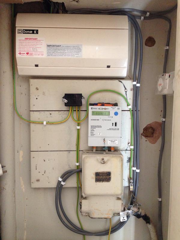 Image 3 - New fuse board