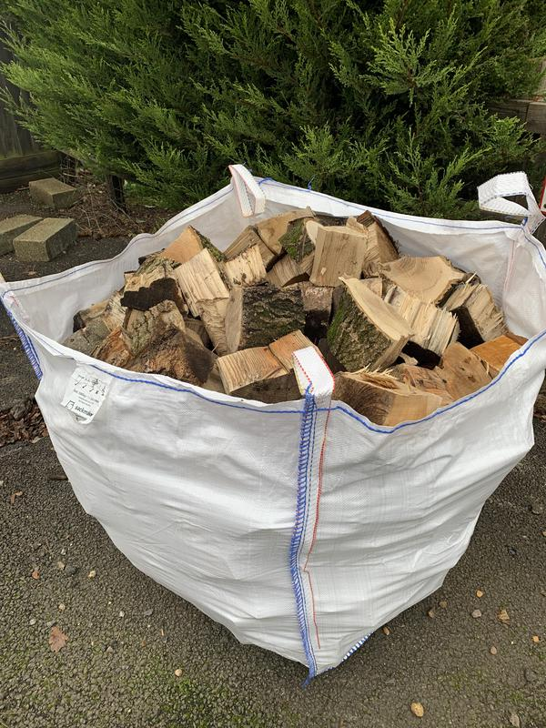 Image 5 - Logs £70 per bag - FREE LOCAL DELIVERY