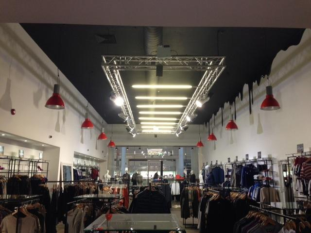Image 4 - New shop lighting install