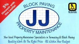 JJ Property Maintenance logo