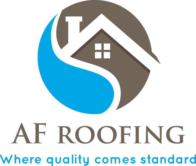 AF Roofing & Roughcasting logo