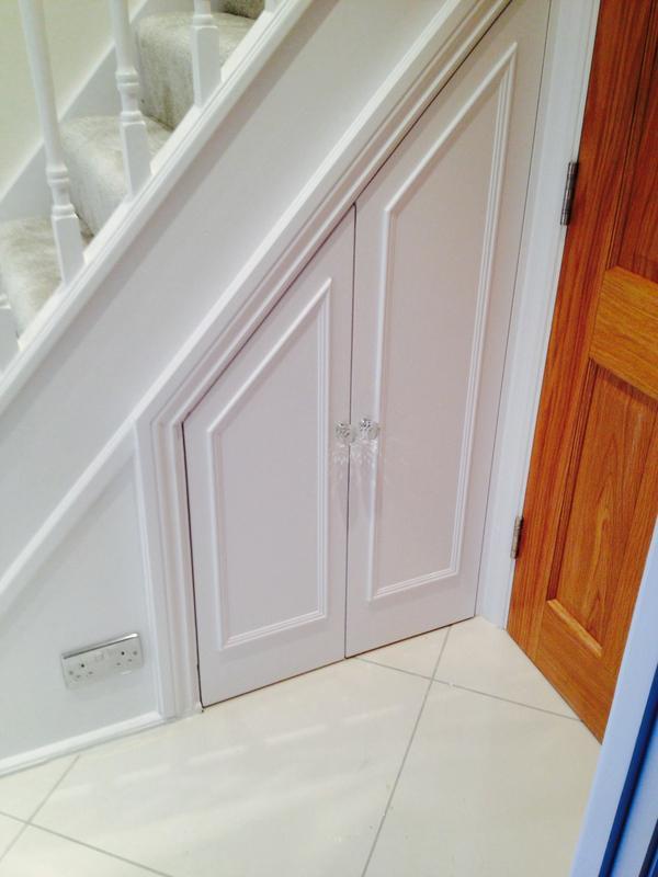 Image 40 - Under stairs doors