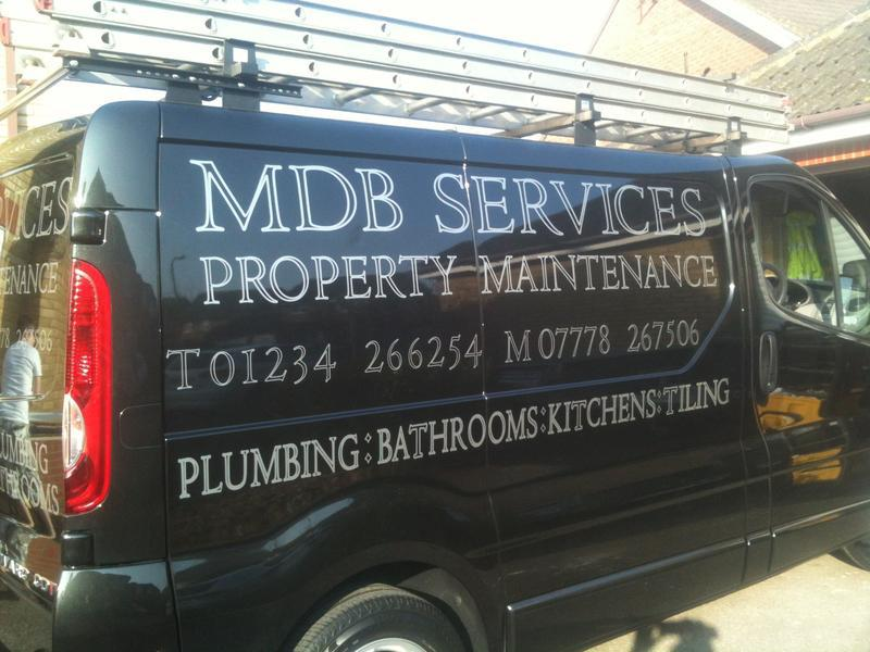 MDB Services logo