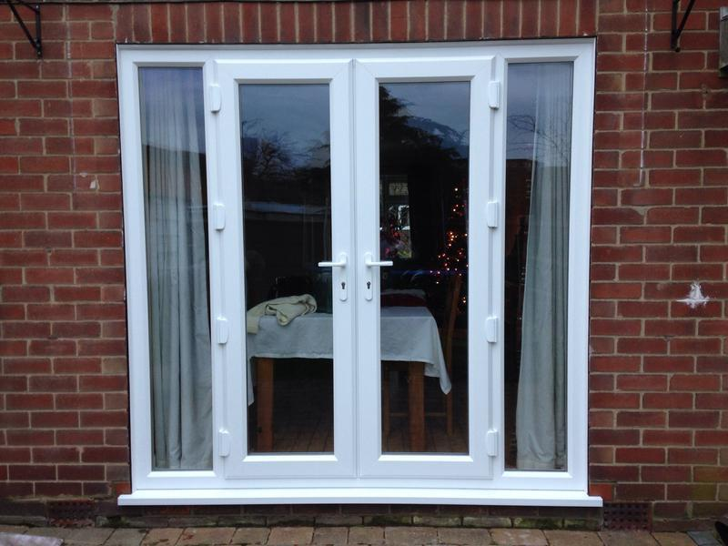 Image 24 - New upvc French doors with side panels