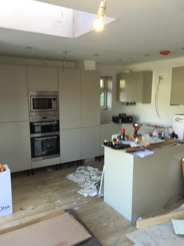 Image 27 - full kitchen fit out in benfleet - pic 1