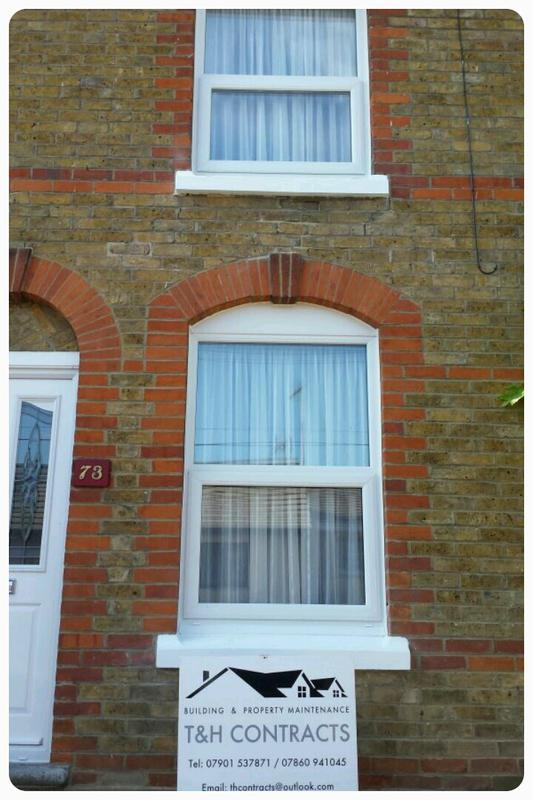 Image 1 - Sash window refurb.