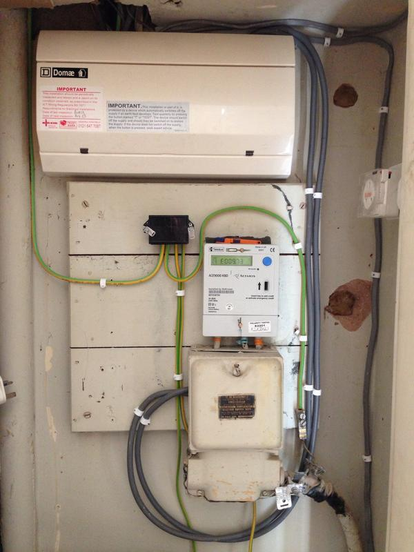 Image 11 - New fuse board domestic