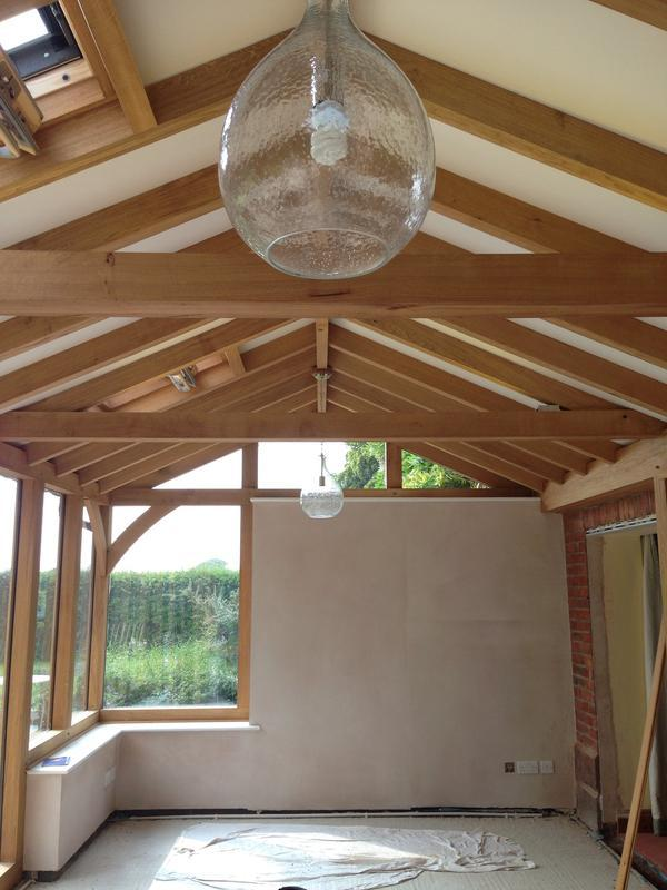 Image 7 - New orangery lighting.