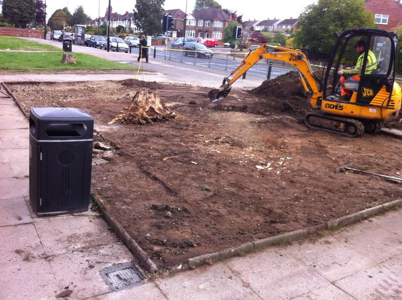 Image 7 - Ground works