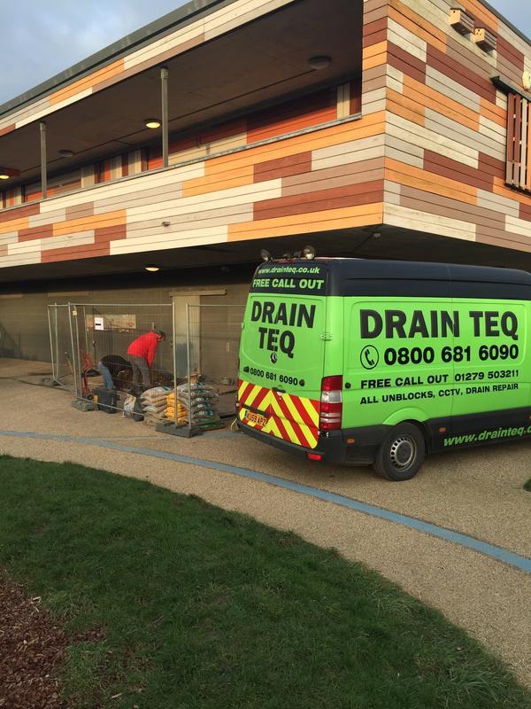 Image 7 - External excavation to repair broken drains