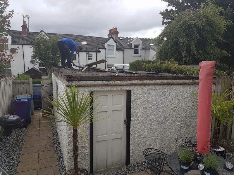 Forrest Roofing Contractors Fibreglass Roofing In
