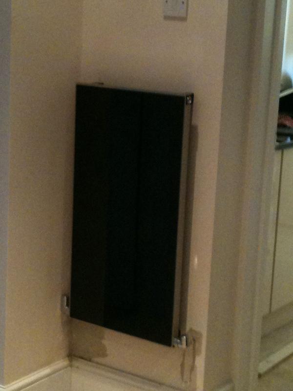 Image 9 - glass fronted radiators