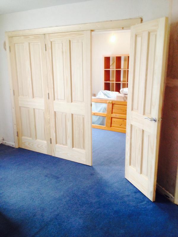 Image 39 - By folding doors