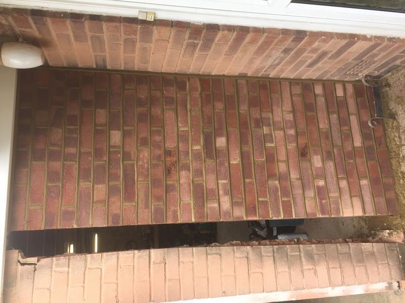 Image 87 - Bricked up doorway