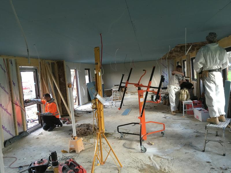 Image 74 - School extension
