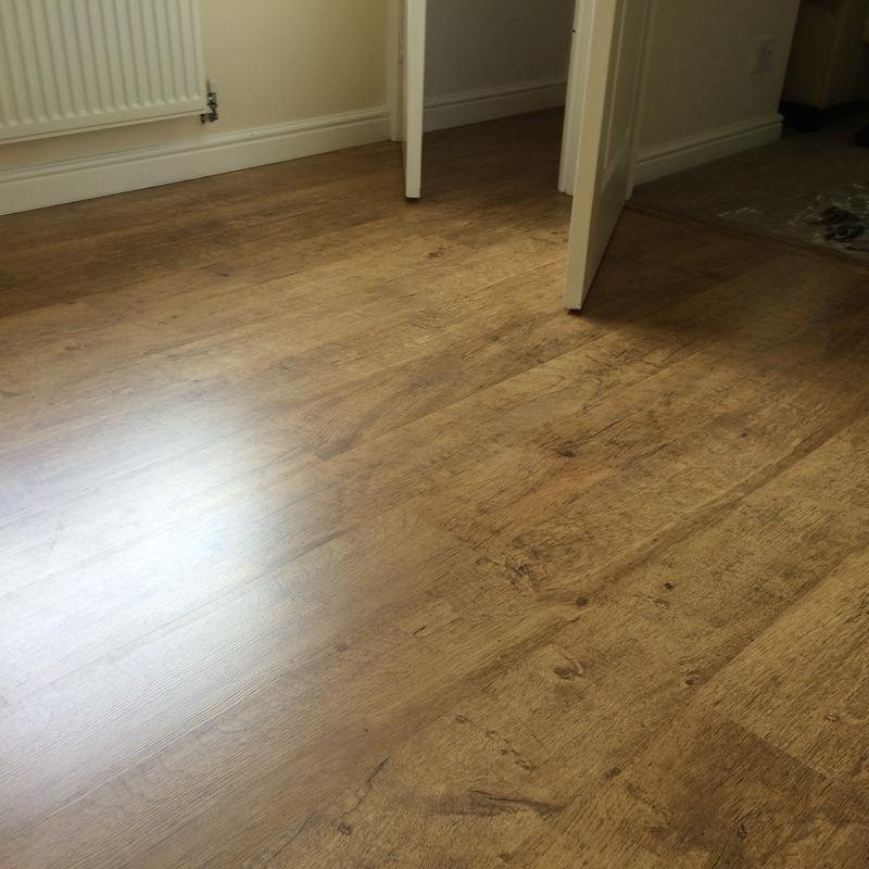 Image 121 - laminate flooring completed