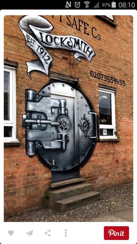 Image 6 - Best shop door ever!