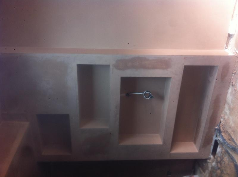 Image 31 - Custom built media unit skimmed
