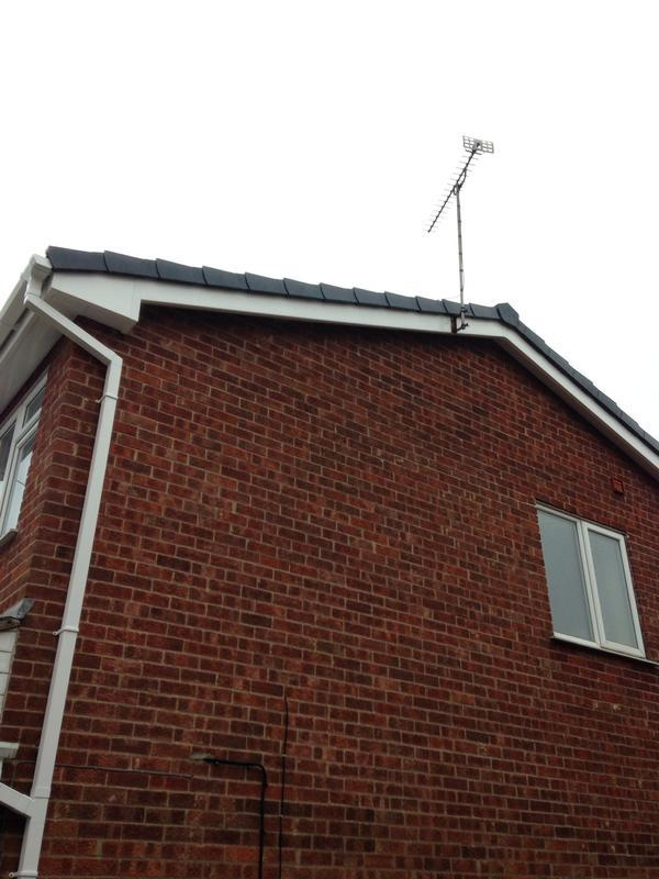 Image 33 - Fascia soffits and guttering Spondon