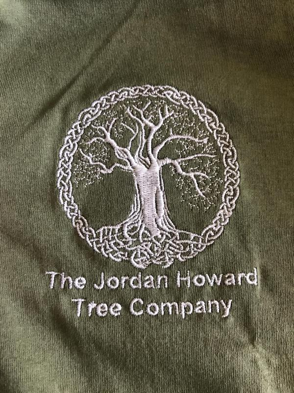 The Jordan Howard Tree Company logo