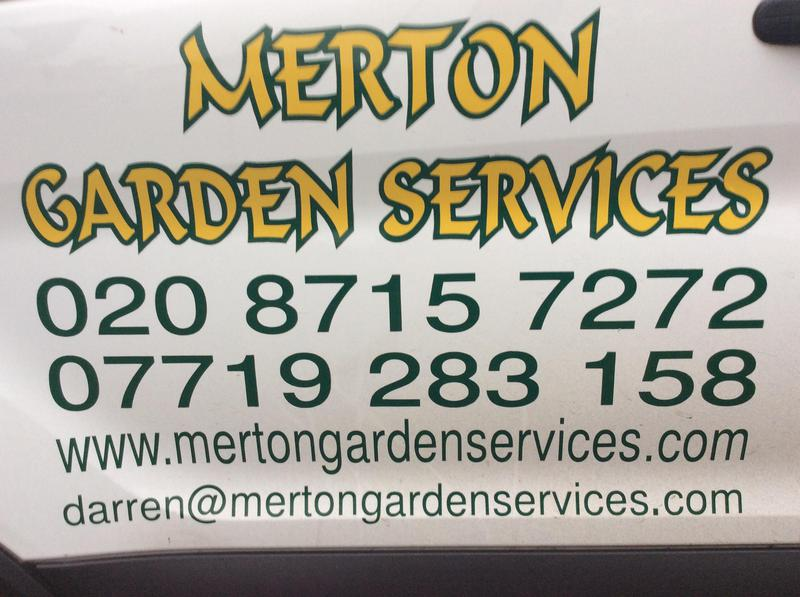 Merton Garden Services logo