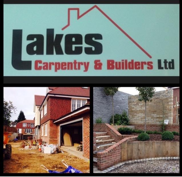 Lakes Carpentry & Builders Ltd logo
