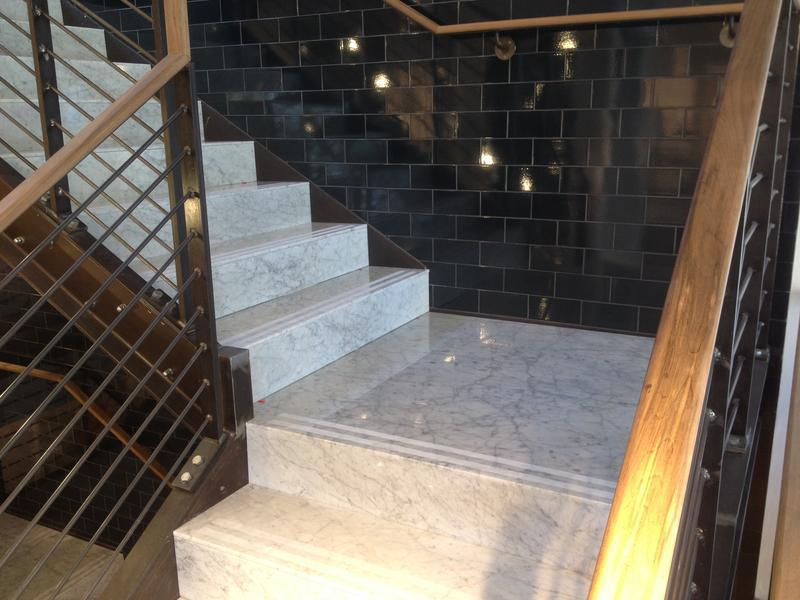 Image 99 - Polished Marble staircase