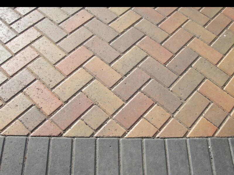 Image 11 - Block paving