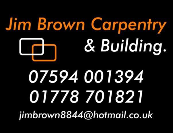 Jim Brown Carpentry & Building logo