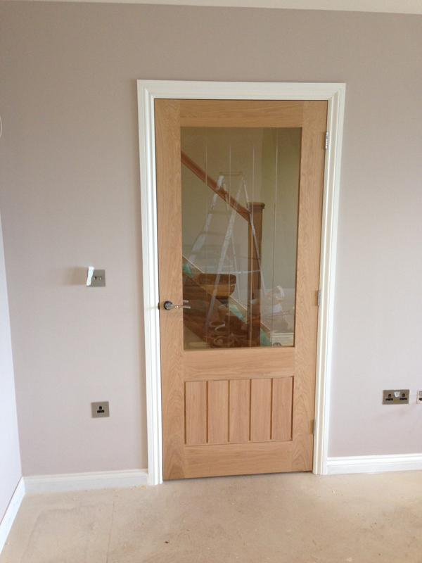 Image 30 - Solid oak doors supplied and fitted