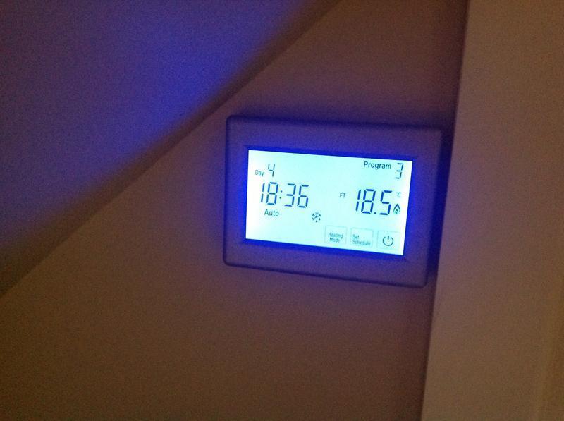 Image 4 - Under floor heating