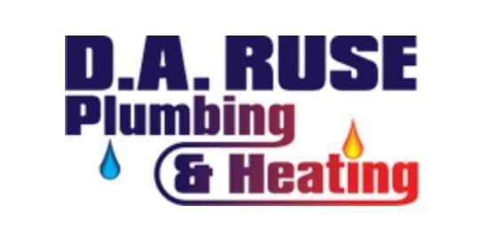 DA Ruse Plumbing & Heating logo