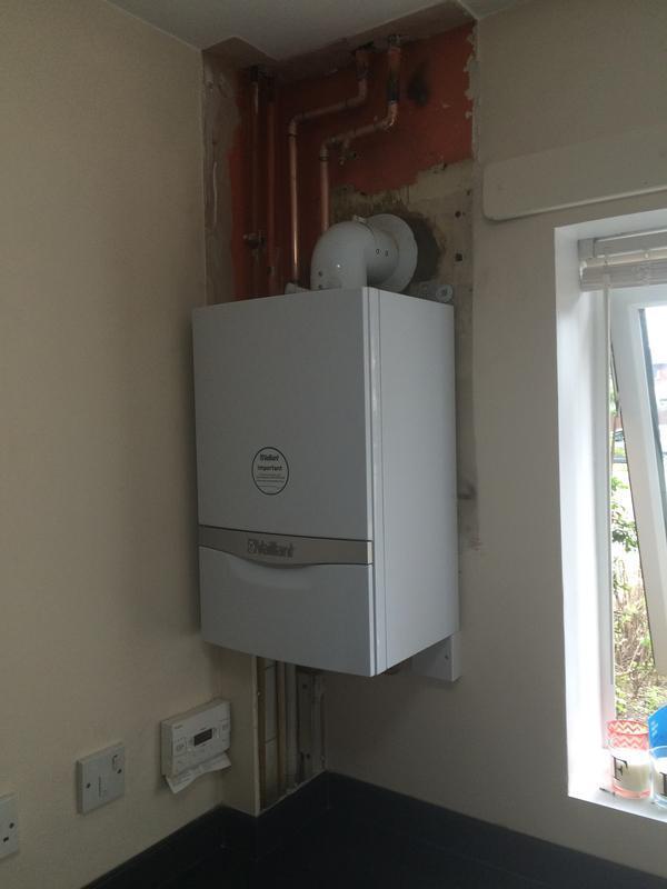 Image 13 - Vaillant 418 open vented boiler wireless Siemens controls 5 year warranty