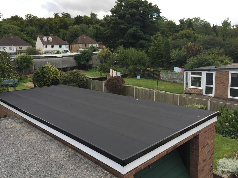 Image 14 - New EPDM rubber roof