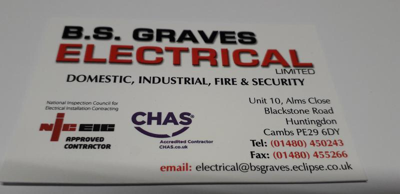 BS Graves Electrical Ltd logo