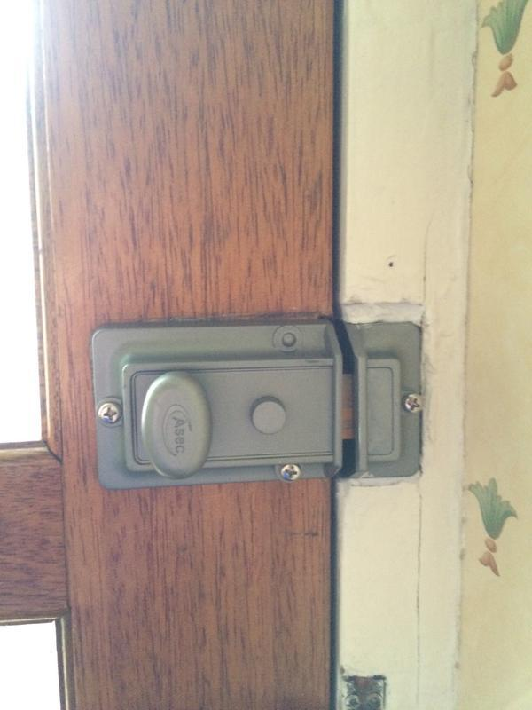 Image 1 - Traditional Nightlatch Fitted In West Ham