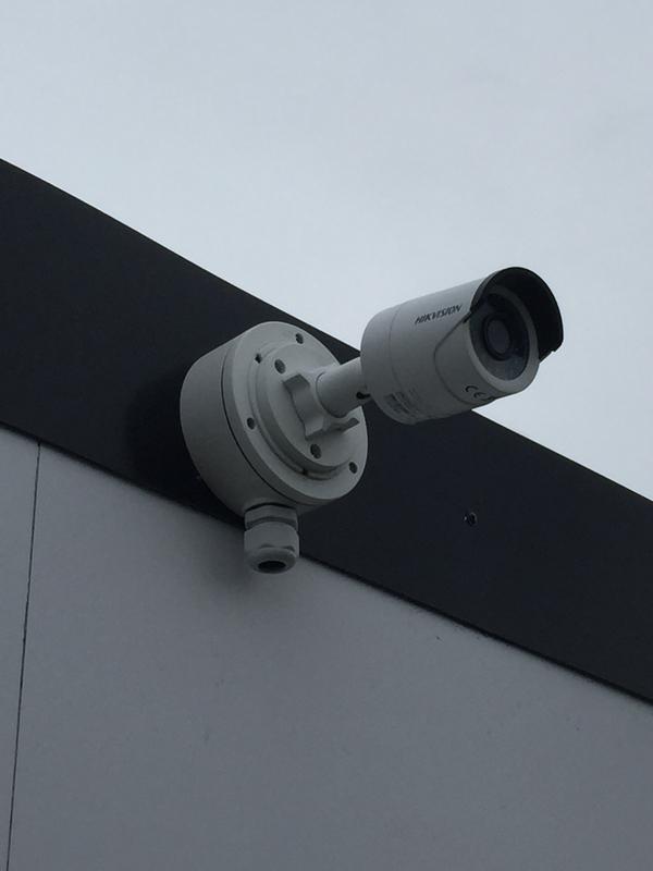Image 8 - Small digital bullet camera going up