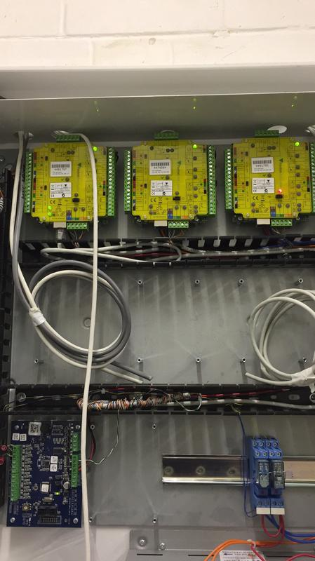 Image 6 - New install of paxton access controllers