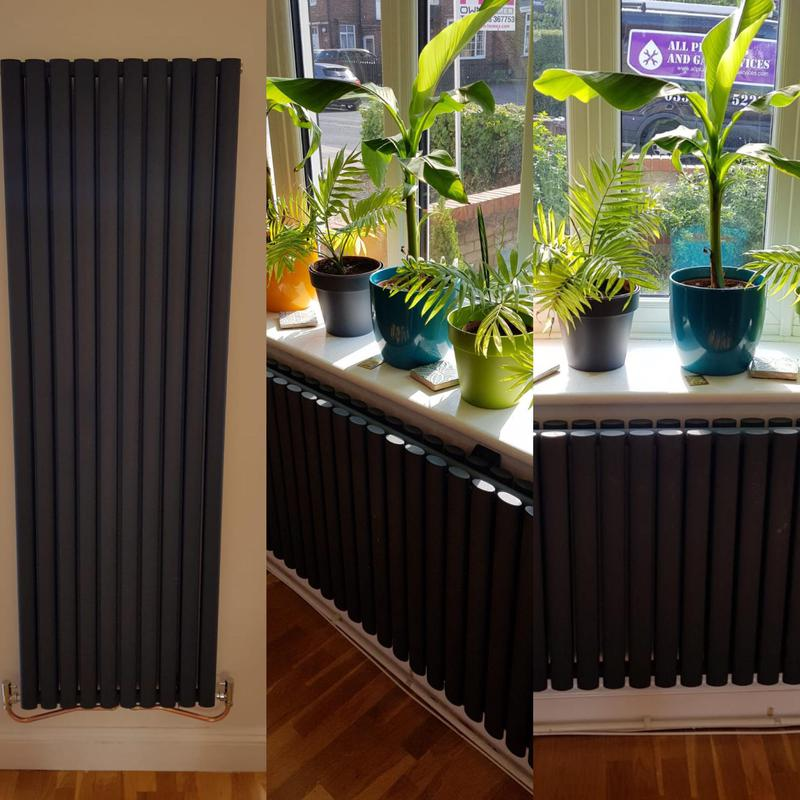 Image 9 - How great do these look?  New installation of radiators for a happy customer :)