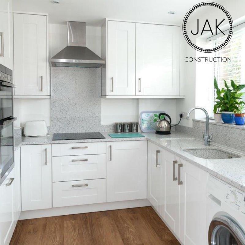 Image 14 - finished full kitchen refurb