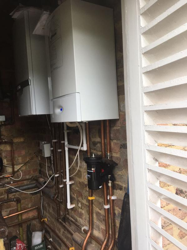 Image 4 - A new worcester boiler installed