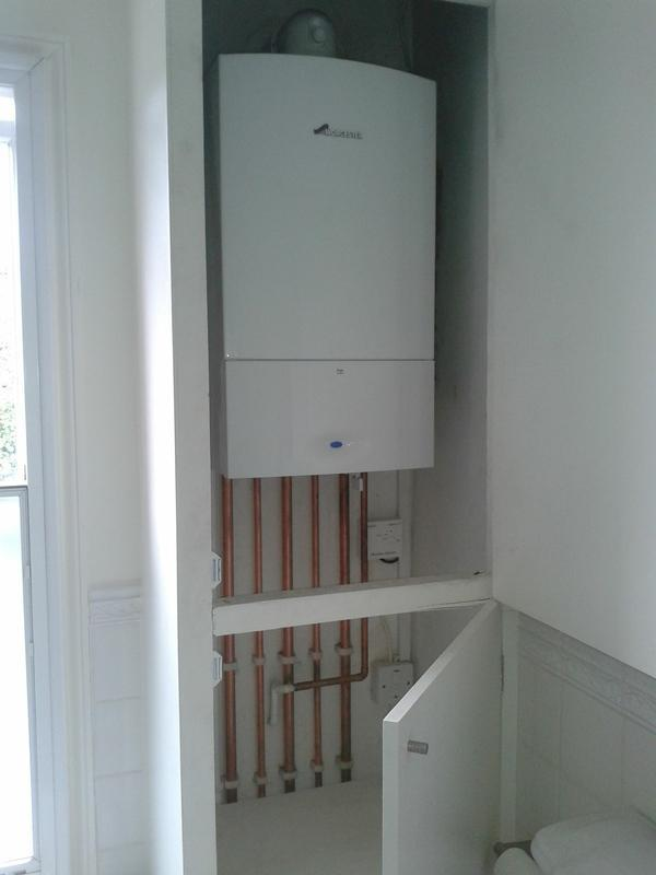 Image 4 - New Worcester-Bosch Boiler with 7-Year Warranty in Surbiton, Surrey #plumber #gasengineer #boiler #heating