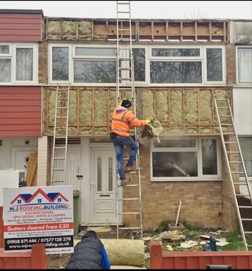 M Amp J Roofing Amp Building Ltd Roofers Amp Roofing In Milton