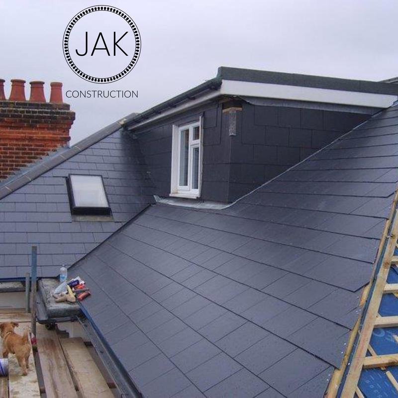 Image 13 - During new roof fit