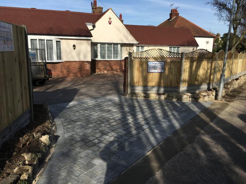 Image 226 - New driveway Margate