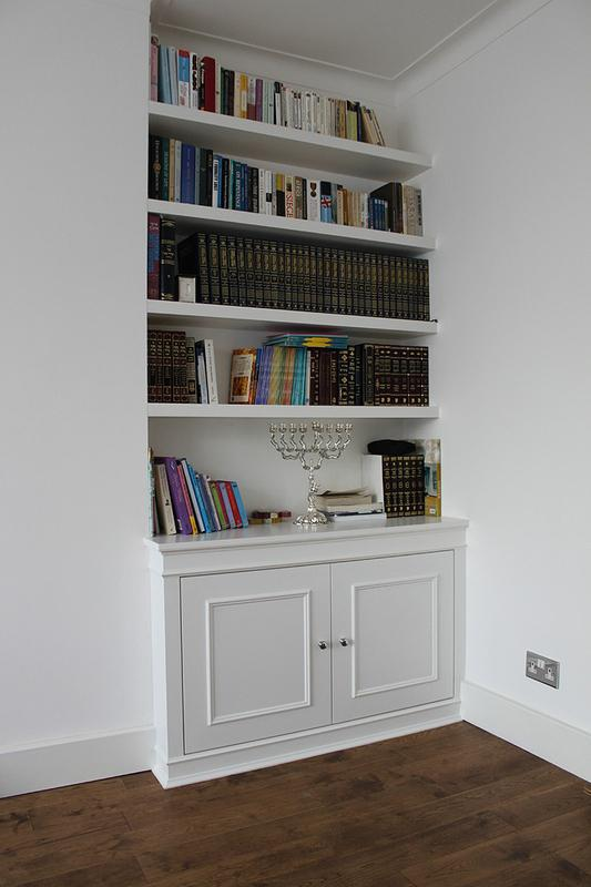 Image 6 - Bespoke storage and shelfs by Elegant Bespoke Living